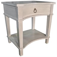 Image of Cushing End Table with Drawer