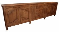 Image of Picardy Fruitwood Buffet