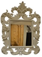 Image of Italian Painted Mirror
