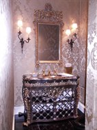 Image of Custom Bathroom Vanity