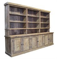 Image of Custom Rough Hewn Cabinet