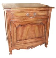 Image of Custom French Bedside Cabinet