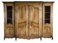 Image of Custom Louis XV Style Cabinet