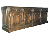 Image of Mahogany Buffet