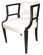 Image of Set of 4 Deco Chairs