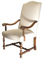 Image of Pair of Gascogne III Armchairs