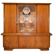 Image of German Mid-Century Cabinet