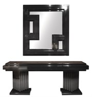 Image of Manhattan Console and Mirror