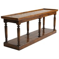 Image of Oak Biblio Table