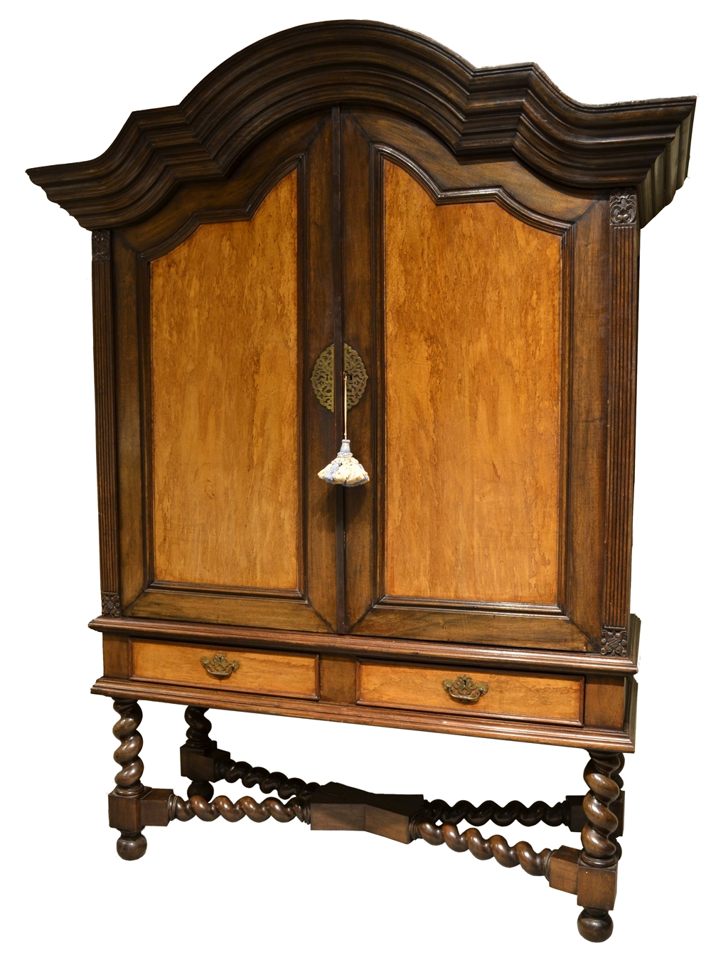 Product Details: Dutch Colonial Cabinet on Stand