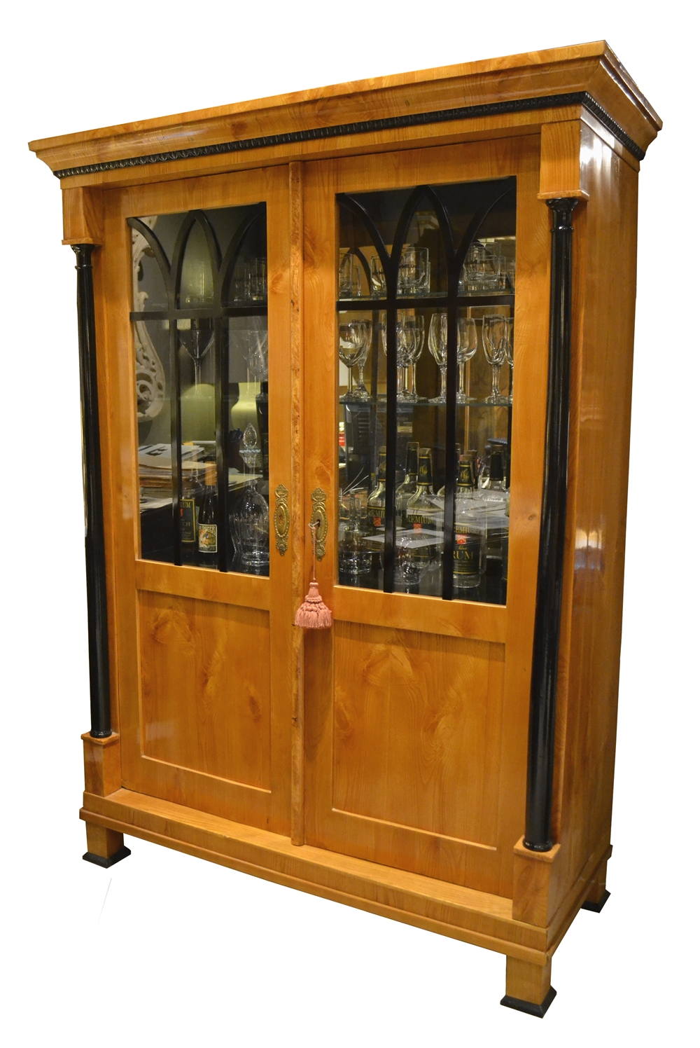 Product Details: Swedish Biedermeier Cabinet