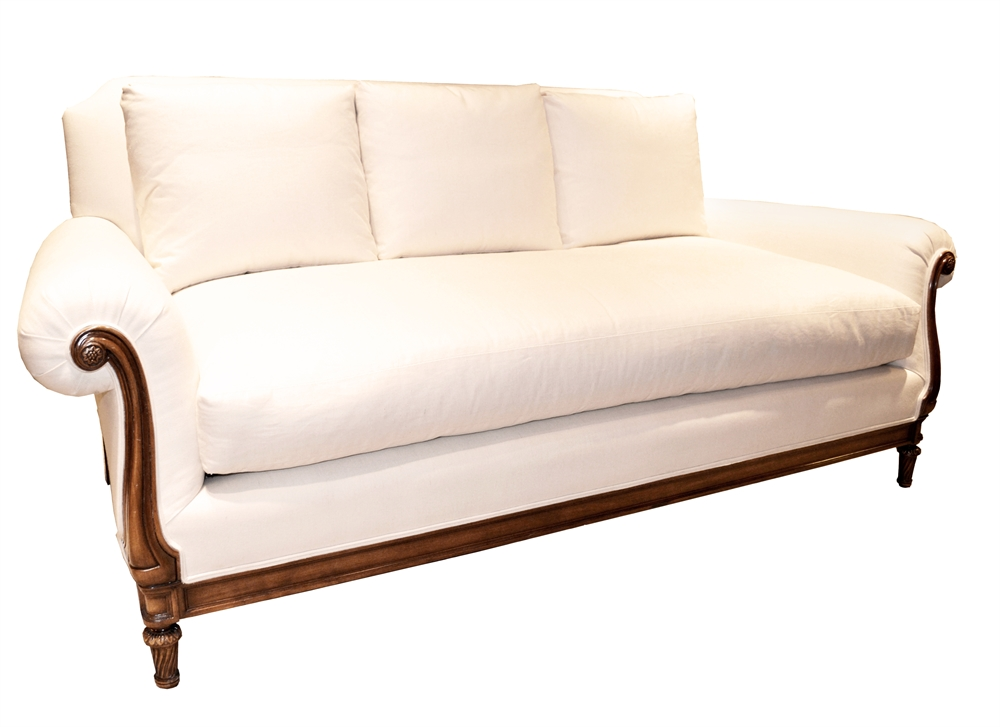 Adelphi Sofa With Loose Back Pillows