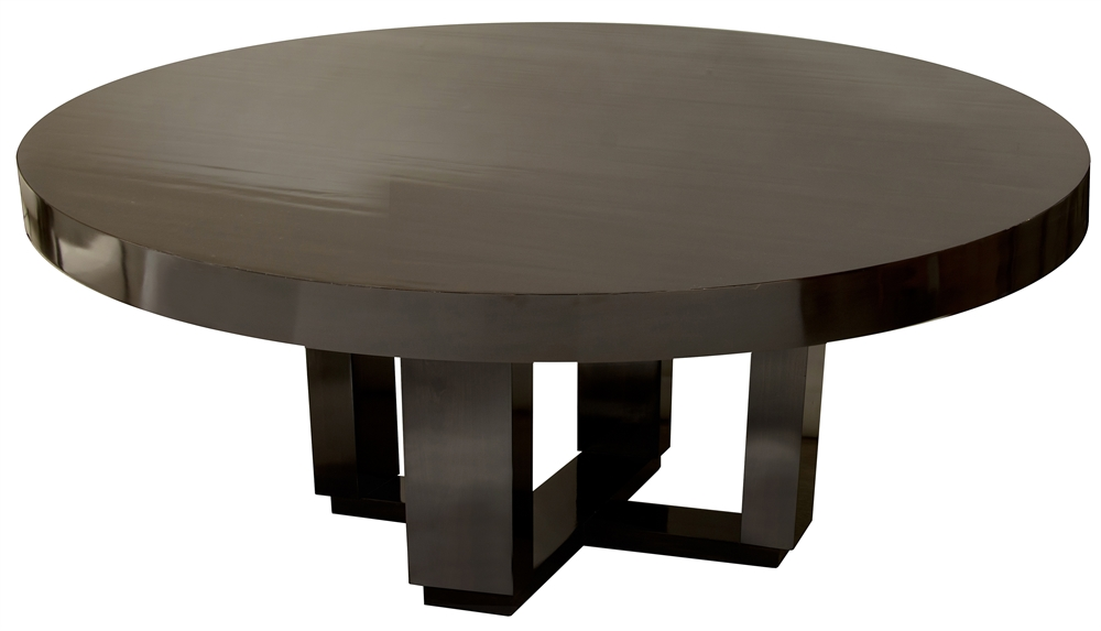 Product Details Contemporary Dining Table Round
