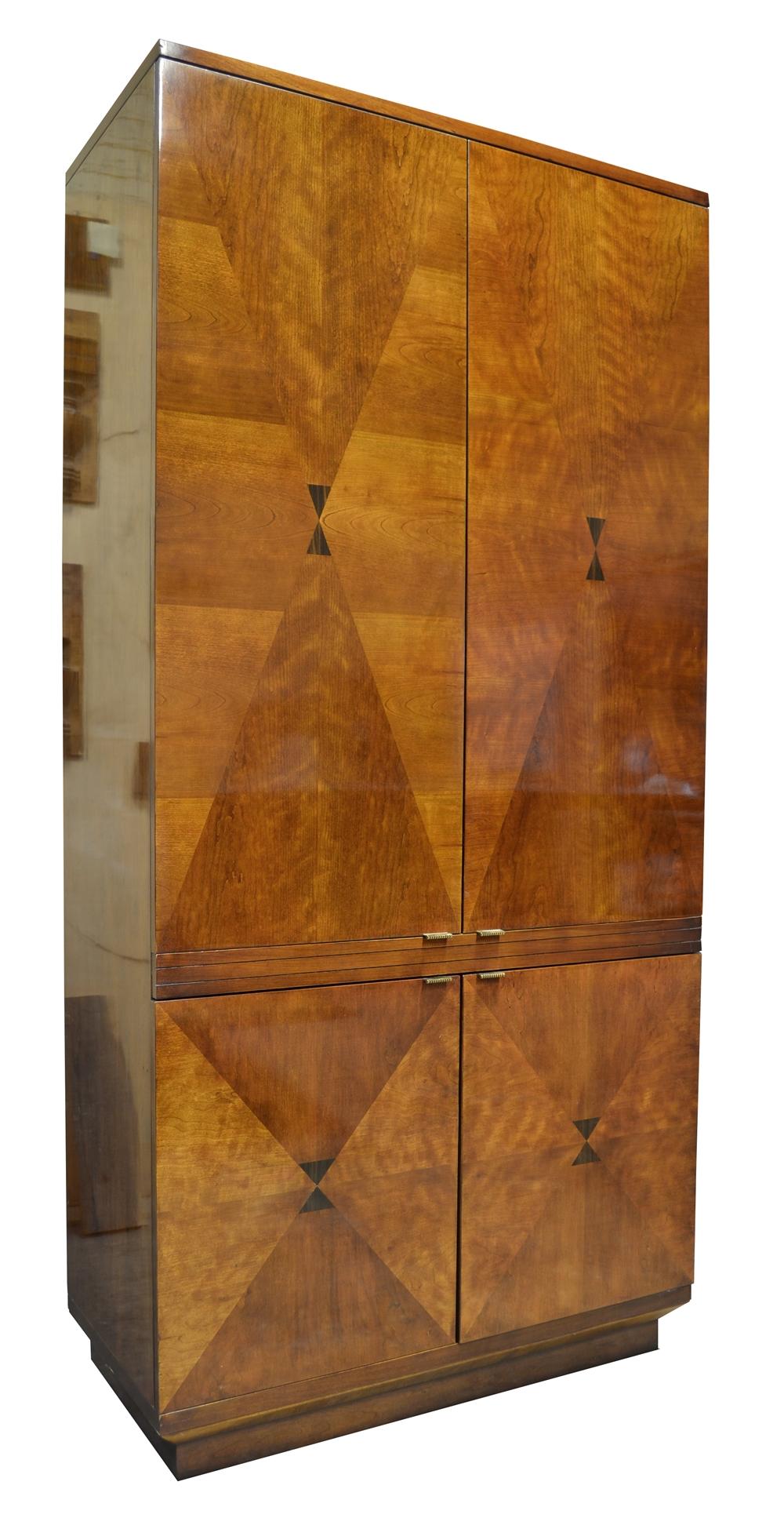 Product Details: Henredon Scene 4 Cabinet